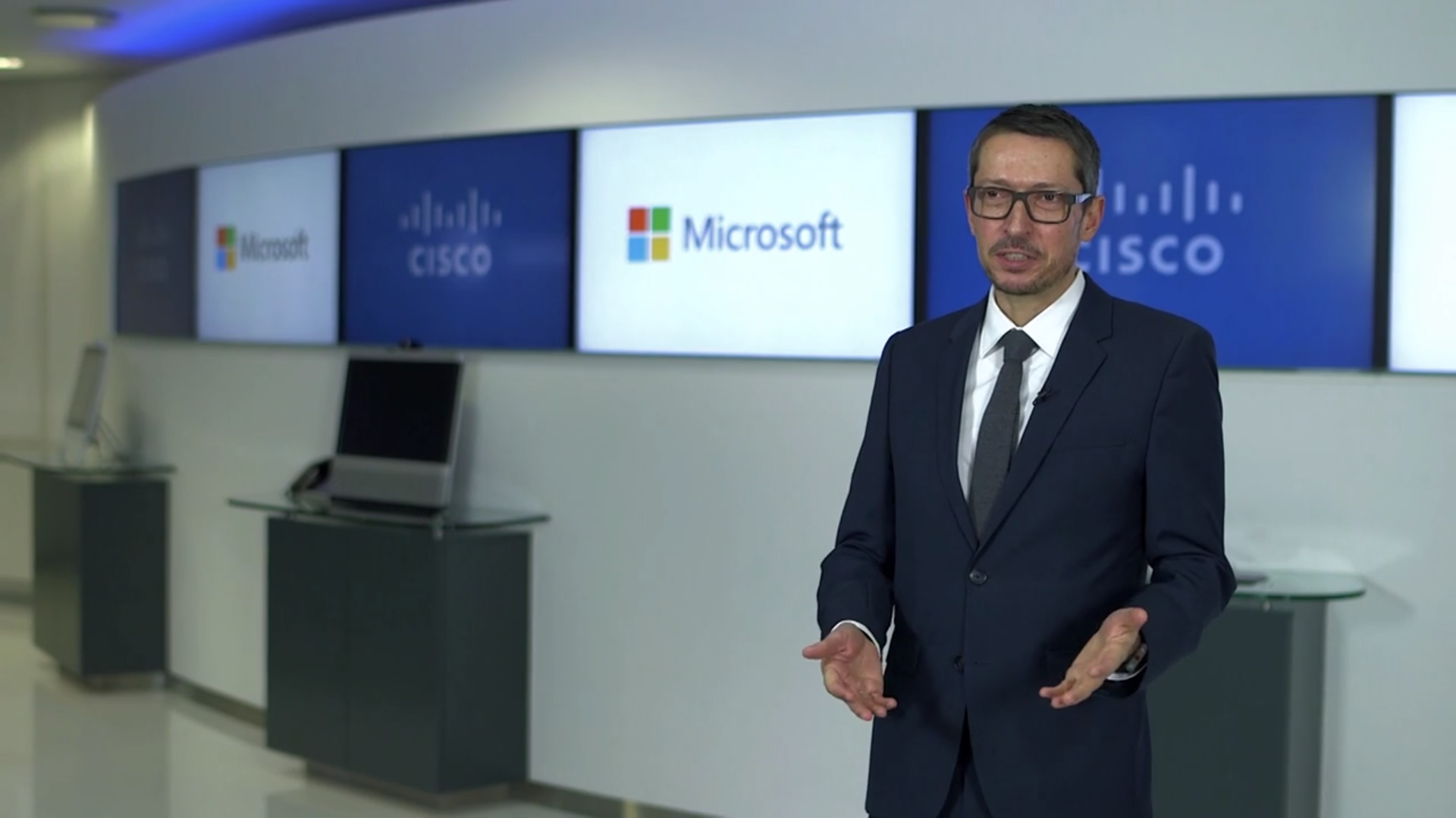 Microsoft and Cisco case study